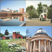 Layout and Design - Measuring Municipal Fiscal Disparities in Connecticut - David DeSouza, Designer
